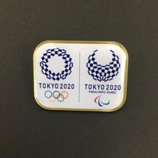 東京オリンピック、パラリンピックピンバッジ.jpg